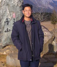 自考人物:陈广飞