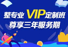 VIP定制班